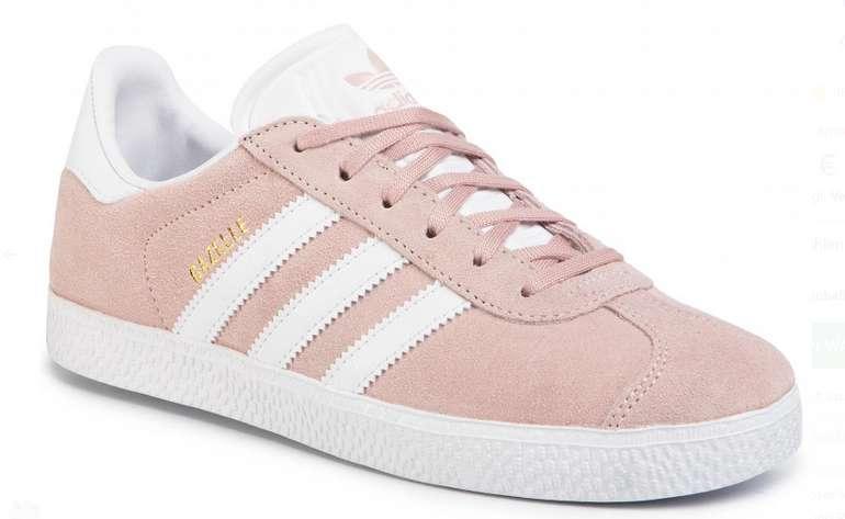 """adidas """"Gazelle J"""" Jugend Mädchen Sneaker in Pink für 45€ inkl. Versand (statt 54€)"""