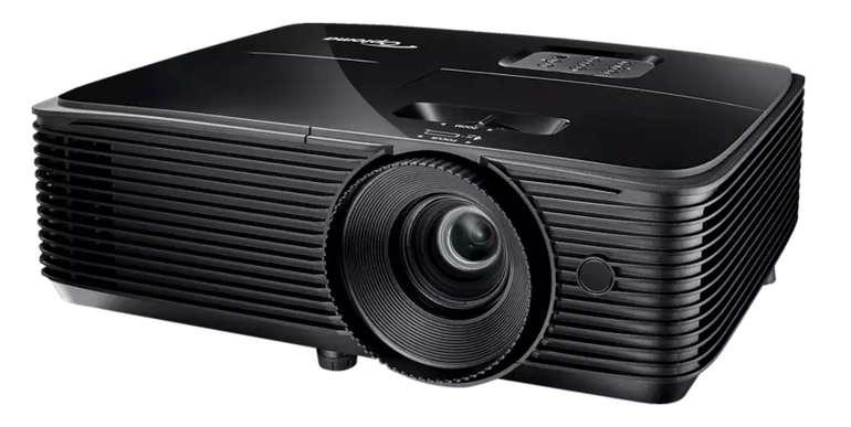 Optoma HD145 X Beamer (Full-HD, 3D, 3400 Lumen) für 359,10€ inkl. Versand (statt 489€)