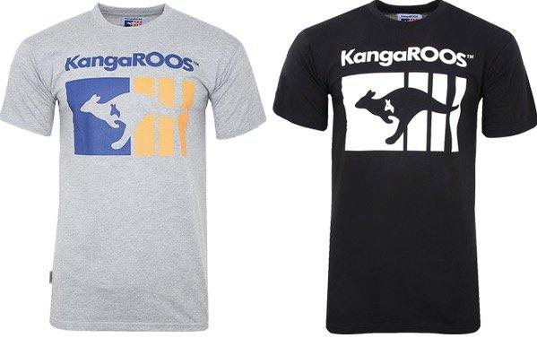 KangaROOS Herren T-Shirts bereits ab 9,99€ inkl. Versand