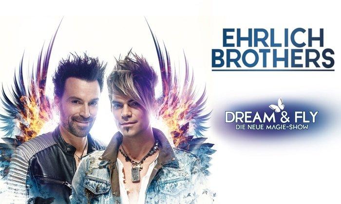 """Groupon: Ehrlich Brothers Tickets für """"Dream & Fly"""" (5 Städte) ab 53,56€"""