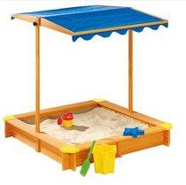 15% Rabatt auf Gartenspielzeug bei Lidl - z.B. Playtive Junior Sandkasten ab 47€