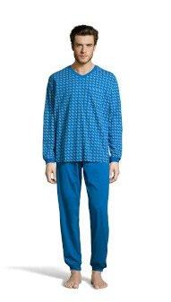 Seidensticker Unterwäsche Sale z.B 2-teiliger Herren Pyjama für 14,99€ zzgl. VSK