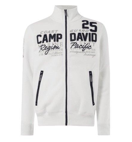Camp David Fleecejacke für Herren für 48,99€ inkl. Versand…