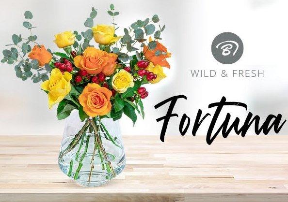Groupon: 15€ Blume Ideal Wertgutschein für Wild & Fresh Bouquets für 5,60€