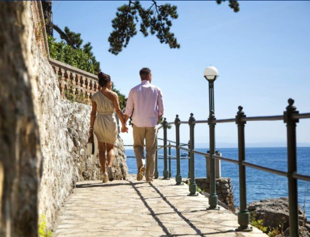 Kroatien, Istrien: 5 Sterne Hotel Ambasador inkl. Frühstück ab 239€ pro Person (RZ: Oktober 2021)