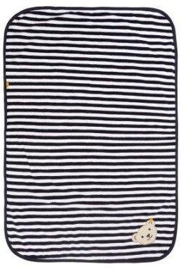Steiff Boys Decke in black iris für 23,54€ inkl. Versand (statt 35€)