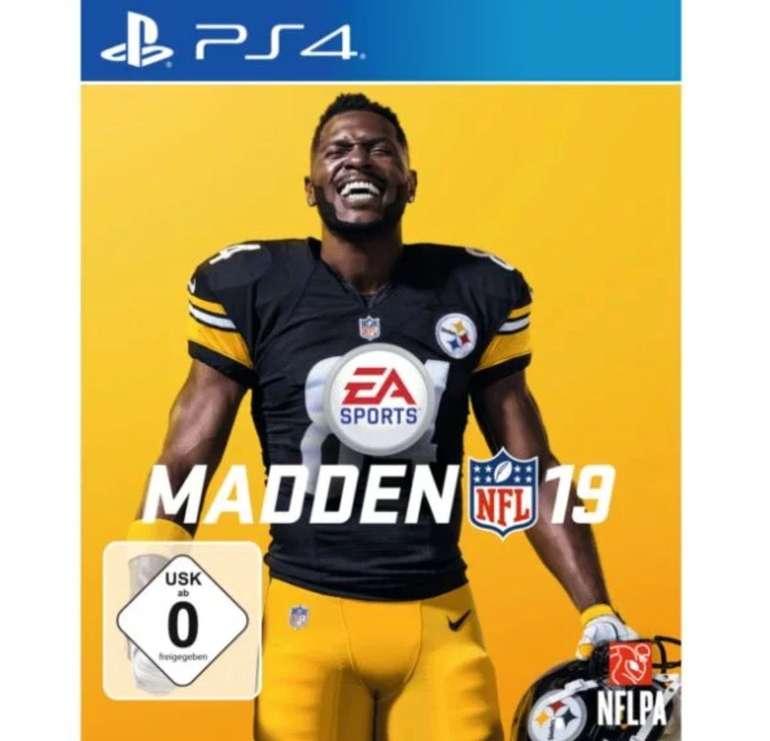 Media Markt Gönn Dir Dienstag Angebote - z.B. Madden NFL 19 [PlayStation 4] für 15€ (statt 29€)