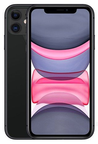 Apple iPhone 11 64GB (333,99€) + Allnet Flat 11 GB LTE für 18,99€ mtl. - Vodafone Gigakombi!