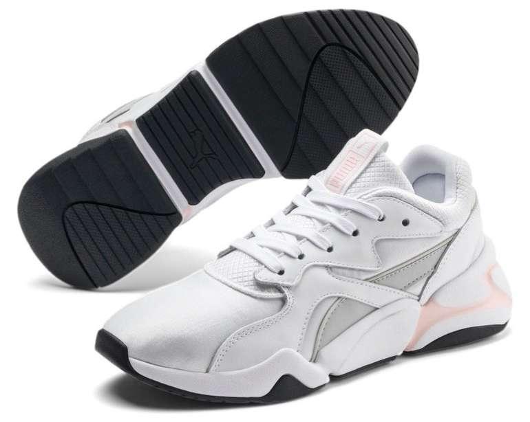 Puma Nova Gleam Damen Sneaker (versch. Farben) für je 46,74€ inkl. Versand (statt 58€)