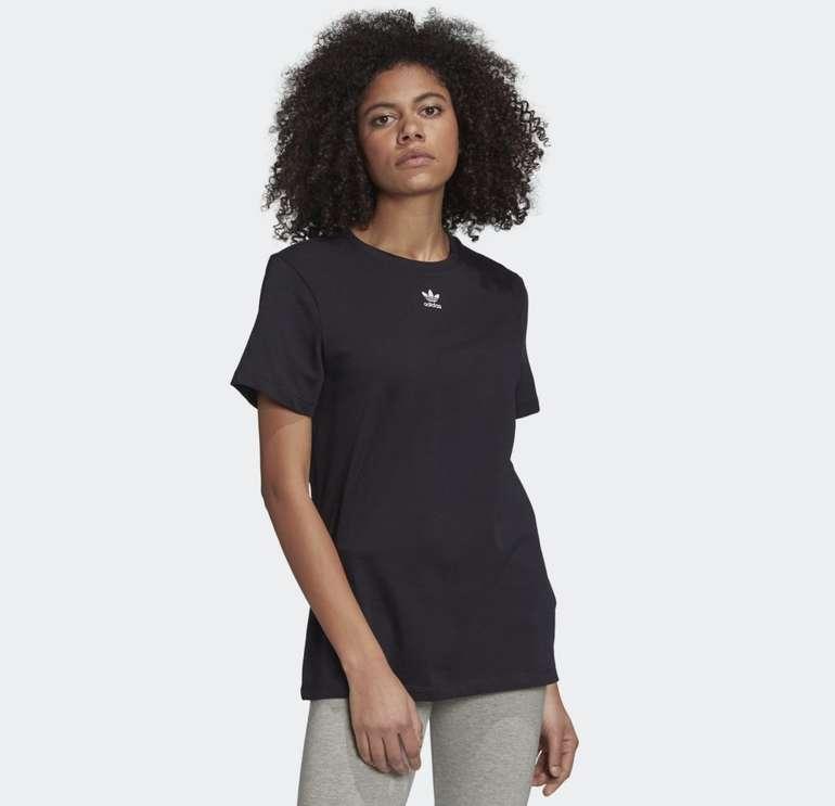 Adidas Originals Trefoil Essentials Damen T-Shirt in 2 Farben für je 14,85€ (statt 18€) - Creators Club