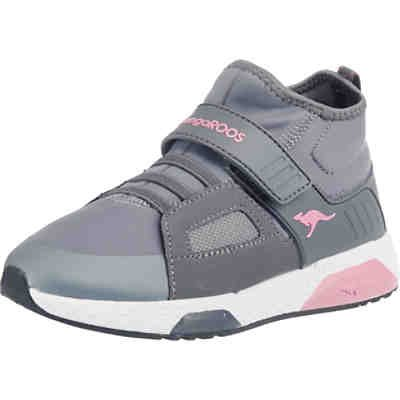 KangaROOS Mädchen Sneaker High Kadee Mid EV für 18,94€ inkl. VSK (statt 31,90€)