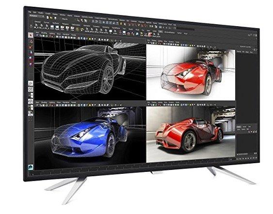 Philips BDM4350UC 43 Zoll 4K Computer Monitor (EEK:B) für 495€