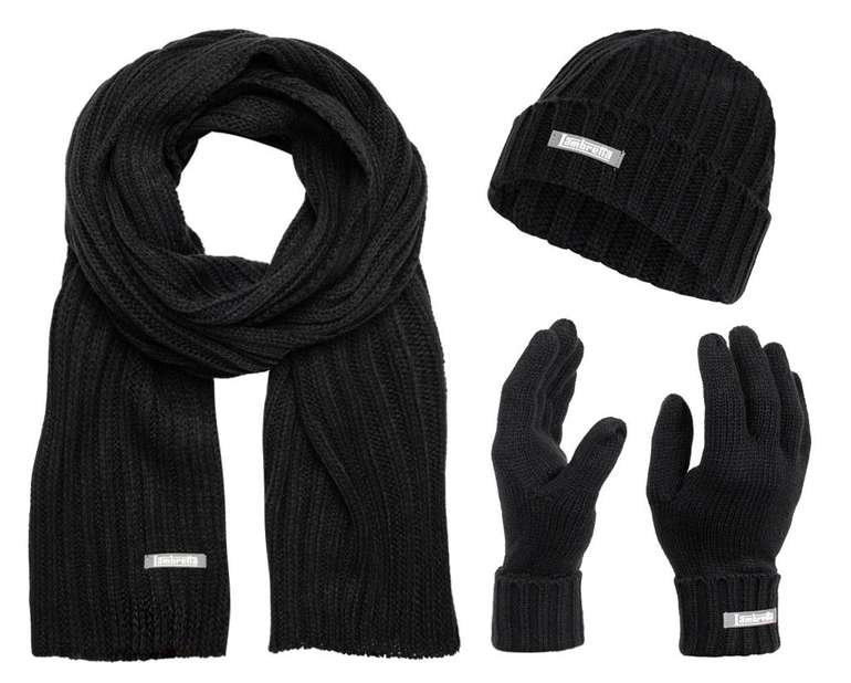 Lambretta Unisex Winterset (Schal + Mütze + Handschuhe) für 15,94€ inkl. Versand (statt 25€)