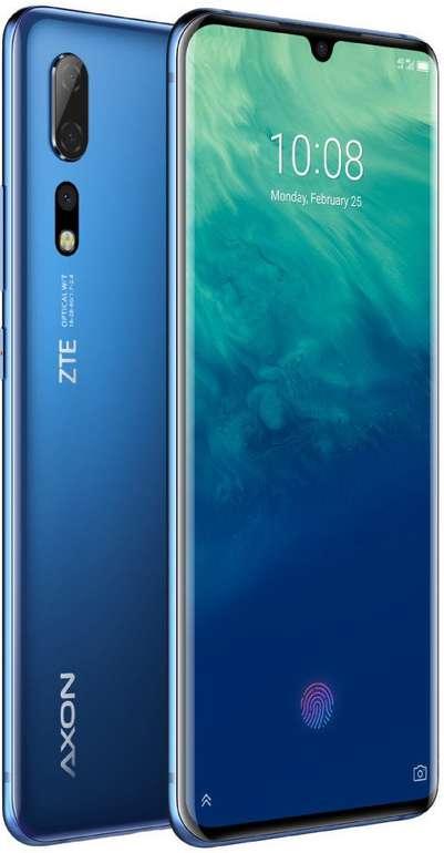 """ZTE Axon 10 Pro - 6,47"""" Smartphone (128 GB, 6 GB RAM, 48 MP) für 399€ (statt 447€)"""