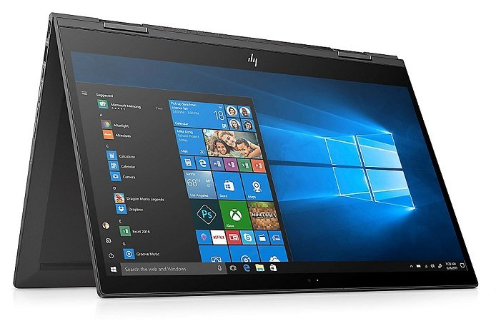 HP Envy x360 15-cn0002ng 2in1 Notebook mit 8GB RAM, 128GB SSD + 1TB HDD nur 699€