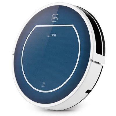 iLife V7 Super Mute Saug- & Wischroboter mit App-Steuerung für 81,80€