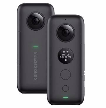 Insta360 One X FlowState Panorama Action Cam für 322€ inkl. VSK