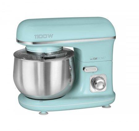 Clatronic Küchenmaschine KM 3711 (1100 W, 5 L) für 69,99€ inkl. VSK (statt 84€)