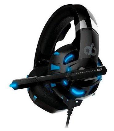 "Veho ""Alpha Bravo GX-1"" Gaming-Headset mit Noise Cancelling für 30,90€ (statt 96€)"