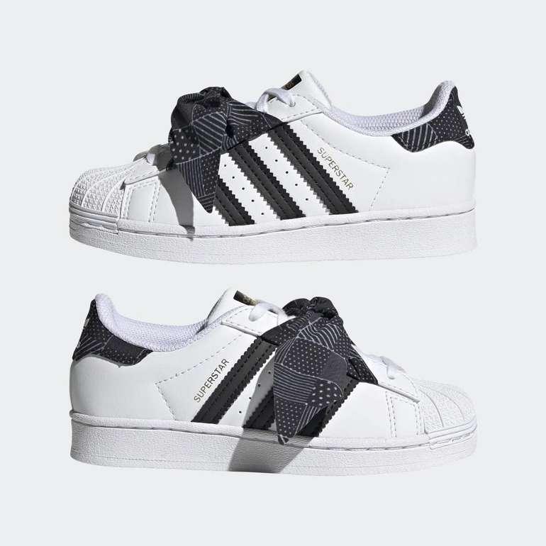 Adidas Originals Superstar C Kinder Sneaker für 35,99€ inkl. Versand (statt 52€) - Gr: 30 & 35!