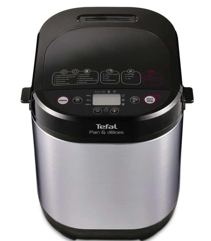 Tefal Pains & Délices Brotbackmaschine für 85,90€inkl. Versand (statt 160€)