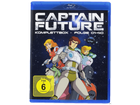 Saturn Saisonstart: z.B. Captain Future Komplettbox (Blu-Ray) für 50€ statt 71€