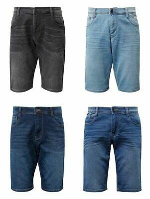 Tom Tailor Josh Regular Slim Herren Bermuda Jeans Shorts für je 29,99€ (statt 36€)