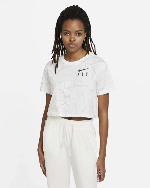 Nike Swoosh Fly Damen Kurz-Basketball T-Shirt für 17,98€ inkl. Versand (statt 24€) - Nike Membership!