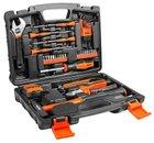 Tacklife - Multi Haushalts-Werkzeugkoffer HHK1A für 19,99€ inkl. VSK