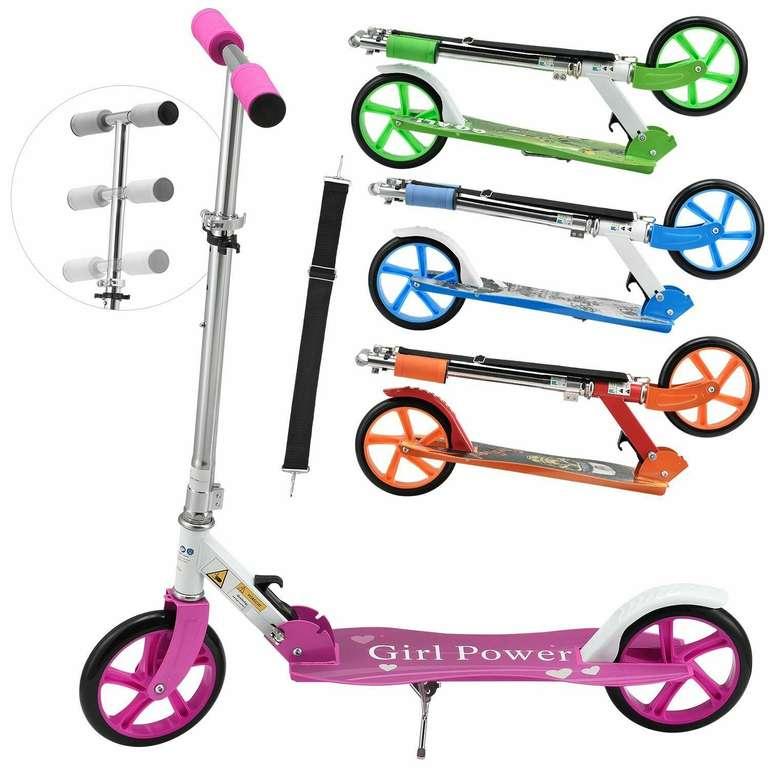 ArtSport Aluminium Kinder Cityroller (verschiedene Farben) für je 29,95€ (statt 35€)