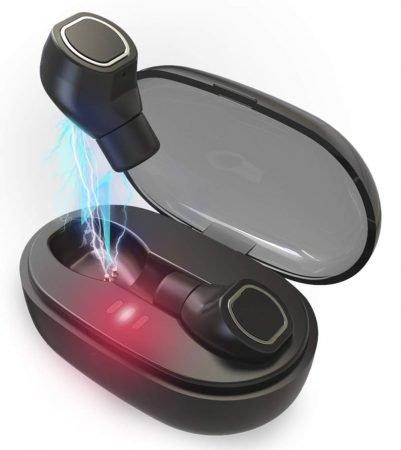 Ruicer Bluetooth In Ear Kopfhörer (kabellos, wasserdicht) für 29,99€ inkl. VSK