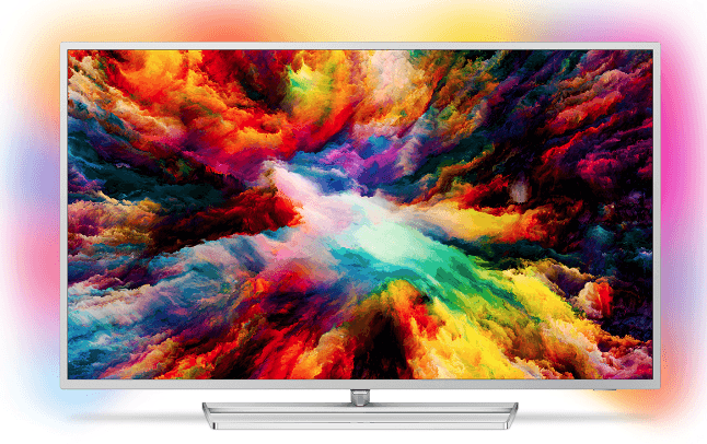 Philips 55PUS7363 55″ 4K UHD TV mit Ambilight für 666€ inkl. VSK (statt 789€)