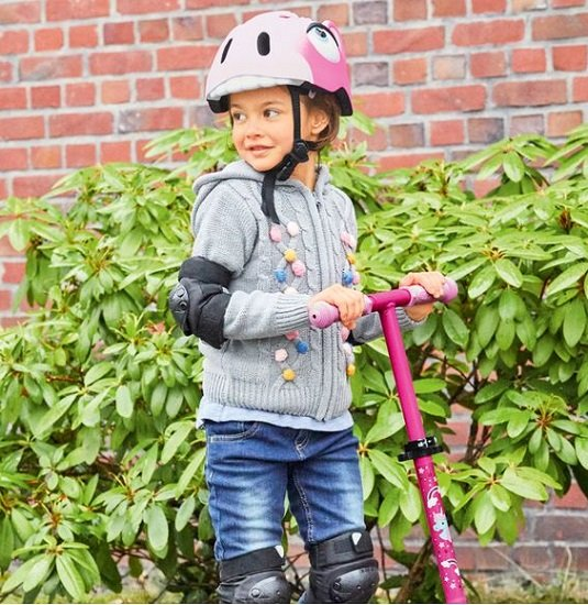 Crazy Safety Kinder Fahrradhelme