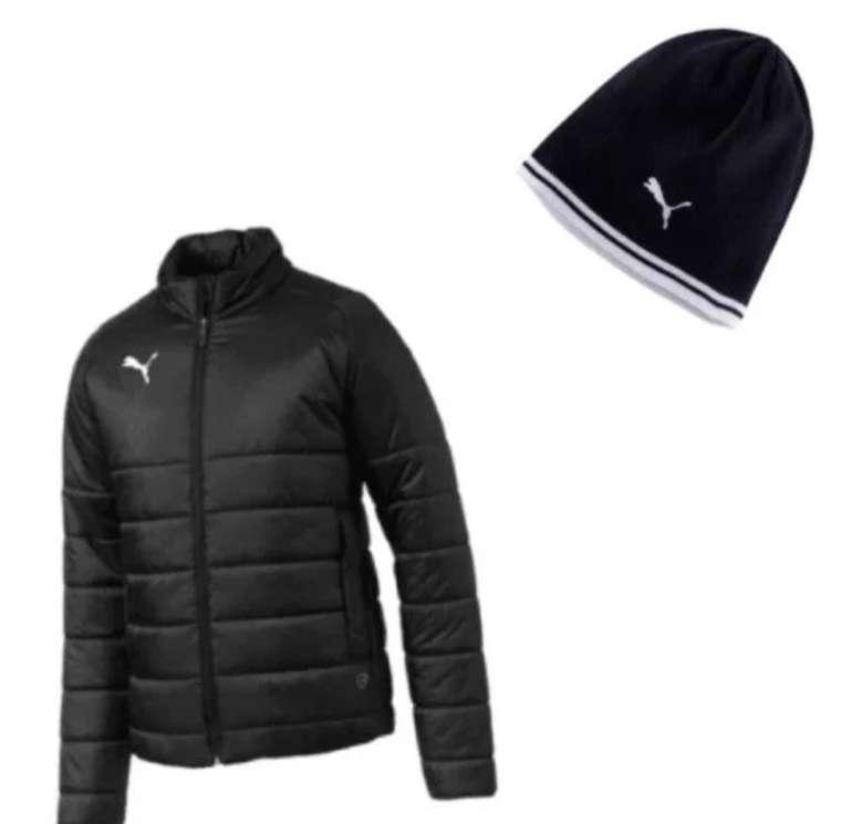 2-tlg. Puma Winter Set bestehend aus Jacke und Mütze für 54,95€ (statt 69€)