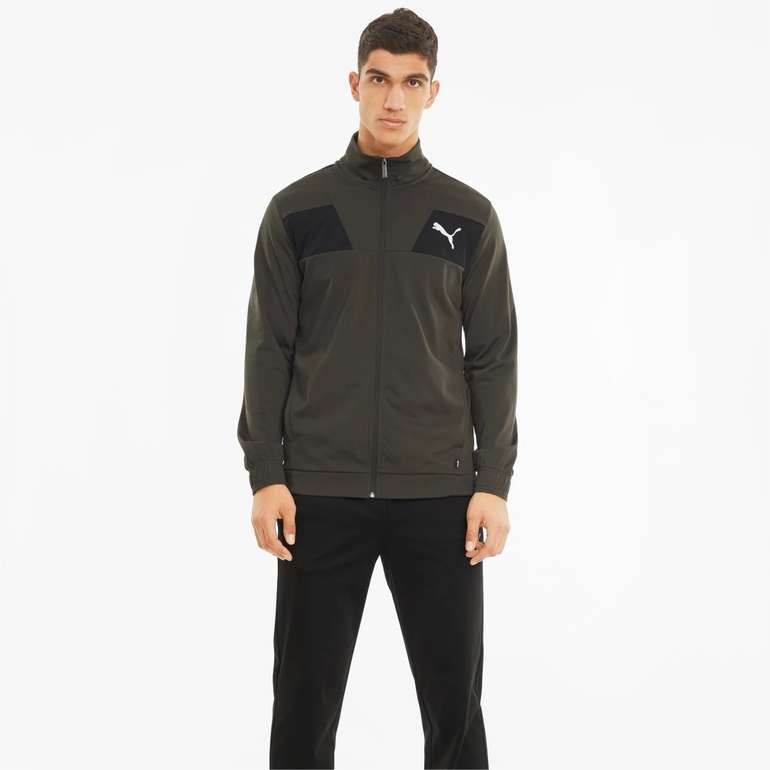 Puma Techstripe Tricot Herren Trainingsanzug für 21,56€ inkl. Versand (statt 39€)