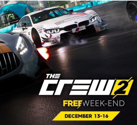 The Crew 2 (Uplay/PC/PS4/Xbox) kostenlos spielen vom 13. - 16. 12. + Gratis Auto
