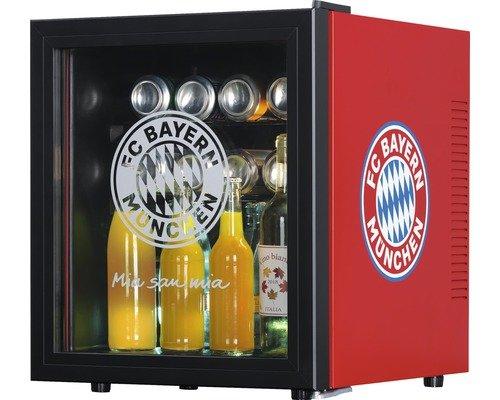 FC Bayern München Kühlschrank mit Glastür (50 Liter) für 179€ inkl. Versand