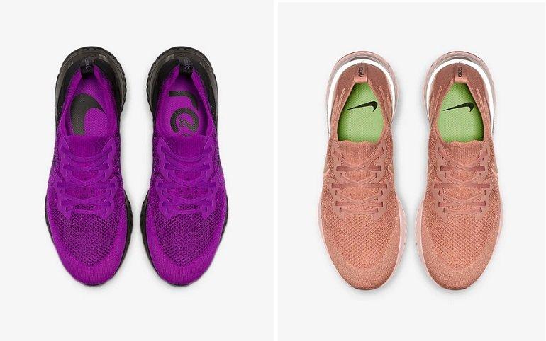 Nike Epic React Flyknit 2 Herren Sneaker 2
