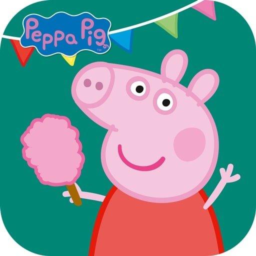 Peppa: Spaß im Freizeitpark kostenlos für Android & iOS (statt 3,49€)