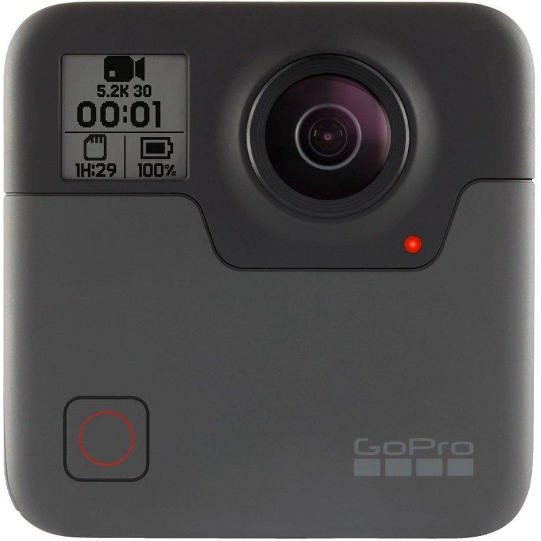 GoPro Fusion 5,2K Action Cam mit 360° Funktion für 477€ inkl. Versand