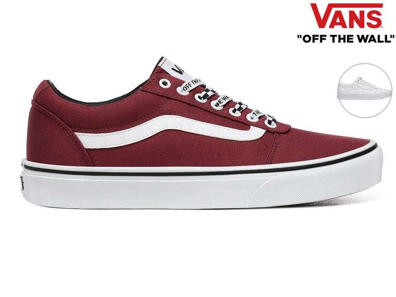 Vans Ward Herren Sneaker für 40,90€ (statt 55€)