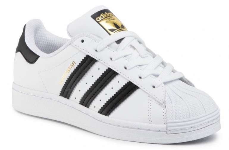 Adidas Originals Superstar J FU7712 Sneaker für 49,99€ inkl. Versand (statt 57€)