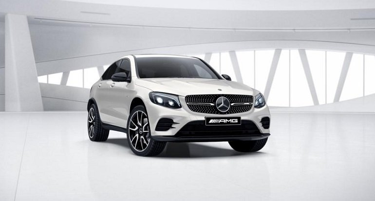 Mercedes-Benz GLC 43 AMG Leasing