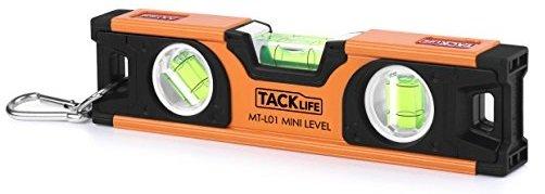 Tacklife MT-L01 Wasserwaage mit Magnet für 5,99€ inkl. VSK (Prime)