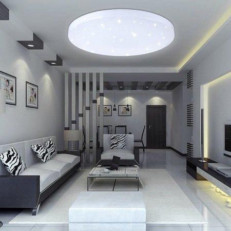 30% Rabatt auf Vingo LED Deckenlampen, z.B Starlight Effekt 16W für 13,92€