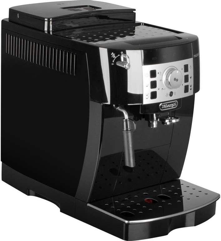 DeLonghi Magnifica S ECAM 22.110. B Kaffeevollautomat 1450 W Schwarz für 249,99€ (statt 277€)