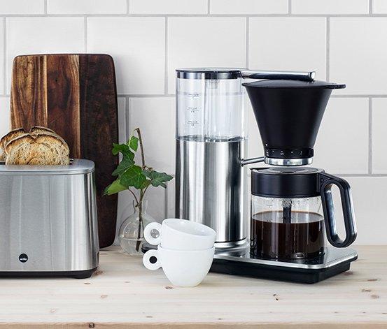 Wilfa Classic CCM-1500S Filterkaffeemaschine + Kaffee + Filtertüten für 67,15€ inkl. VSK