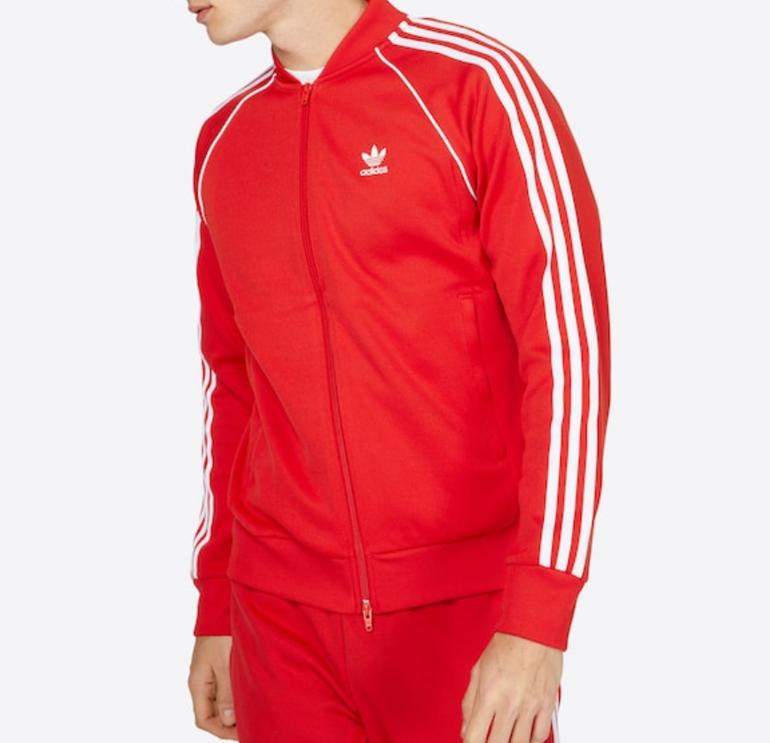 """Adidas Originals Herren Übergangsjacke """"SST Tracktop"""" für 38,17€ (statt 61€)"""