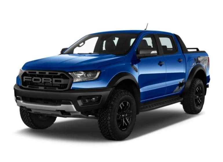 Privatleasing: Ford  Ranger Raptor mit 212 PS für 390€ mtl. (LF. 0.35, Überführung: 0,60€)