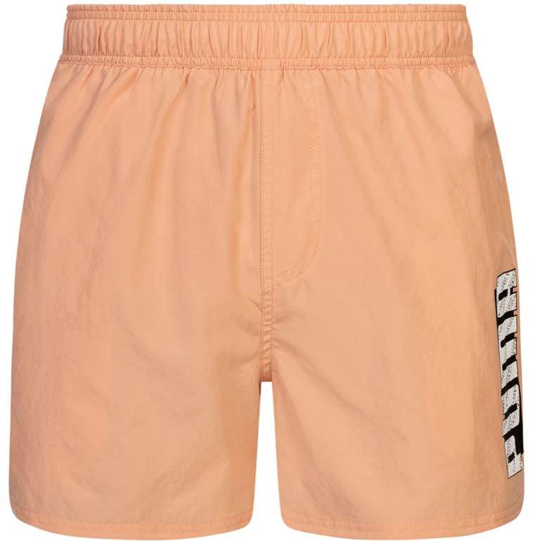 Puma Essentials Summer Herren Shorts in Orange für 13,99€inkl. Versand (statt 20€)